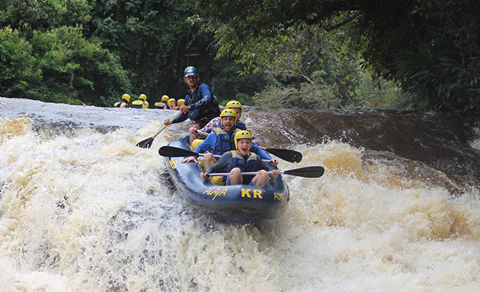 Rafting VIP