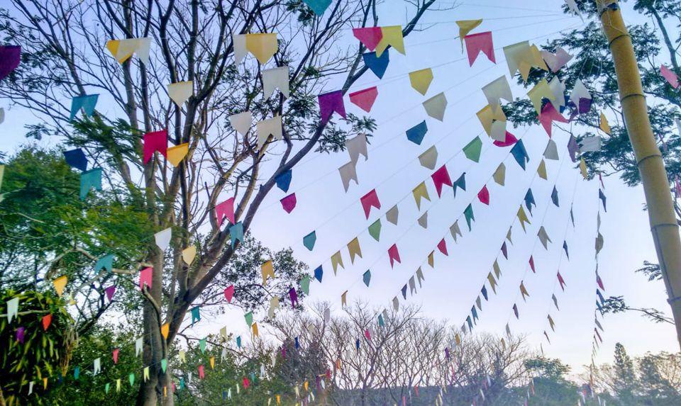 Festa Julina em Brotas