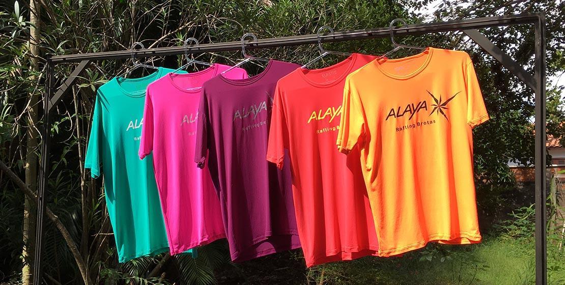 Camisetas Alaya
