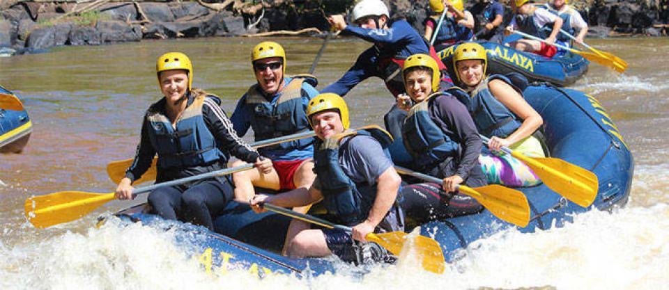 Rafting em Brotas Desconto